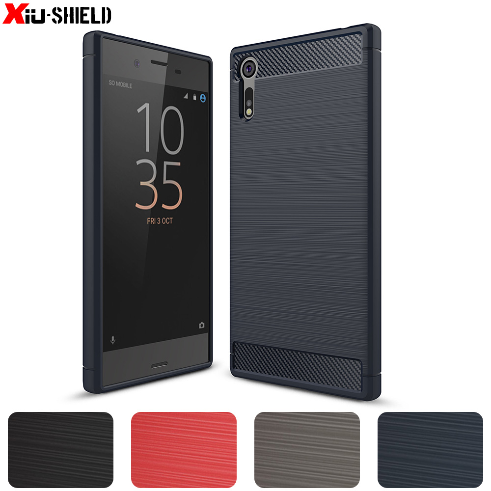 purchase cheap d6723 87a9d US $4.69 6% OFF TPU Case for Sony Xperia XA1 Plus G3412 G3426 Soft Silicone  Case Mobile Phone Cover for Sony Xperia XA1 Plus Dual Cases Housing-in ...