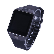 Drop Shipping Wrist Watch Touch Screen Smart Watch With Camera SIM Card Smartwatch For Ios Android Phones Support Multi language
