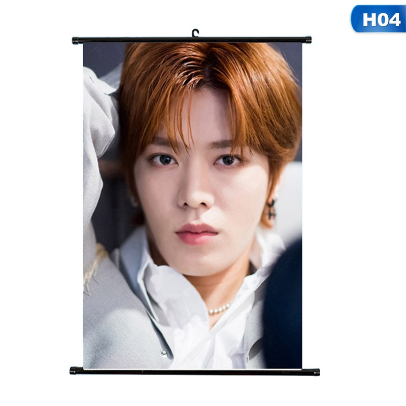 K-pop NCT Art Posters Art Prints High Definition Livingroom Bedroom Bar Decoration Home Decor Wall Sticker