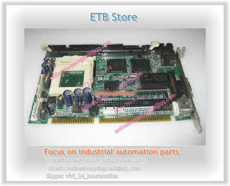 SBC8253 REV.A2 586 half long cpu card industrial motherboard aaeon sbc 554 a1 3 industrial motherboard card with good quality wholesale