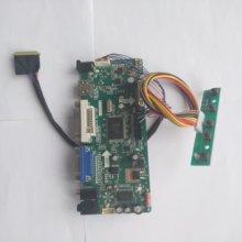 """HDMI DVI VGA LED LCD contrôleur carte Kit bricolage pour 12.1 """"HSD121PHW1 HSD121PHW2 1366*768 panneau écran carte de moniteur"""