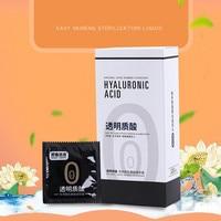 100 pcs Latex Ultra Thin 0.04mm Condoms Delay Penis Rings Contraception Tools Condom Sex Products W0121