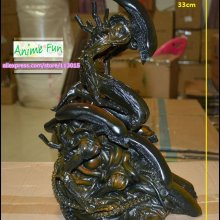 NECA фигурка AVP: Alien Vs Predator модель куклы Chestbuster игрушки инопланетян ПВХ фигурка 33 см/13 дюймов Высота