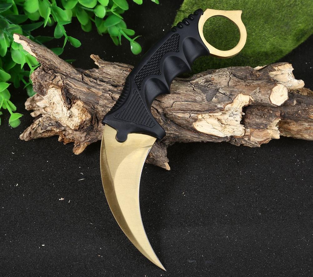CSGO vasturünnak hawkbill taktikaline küünis karambit kaelas nuga - Käsitööriistad - Foto 4