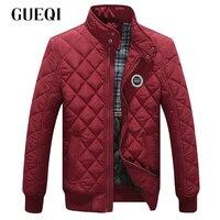 GUEQI Fashion Brand Men S Jackets Cotton Outwear Men S Jacket Coats Slim Fit Style Designer