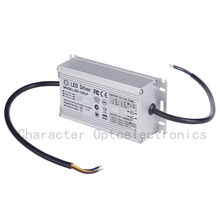5PCS Isolation 100W AC85-277V LED Driver 6-10x10 3A DC18-34V IP67 Waterproof Constant Current For Spotlights