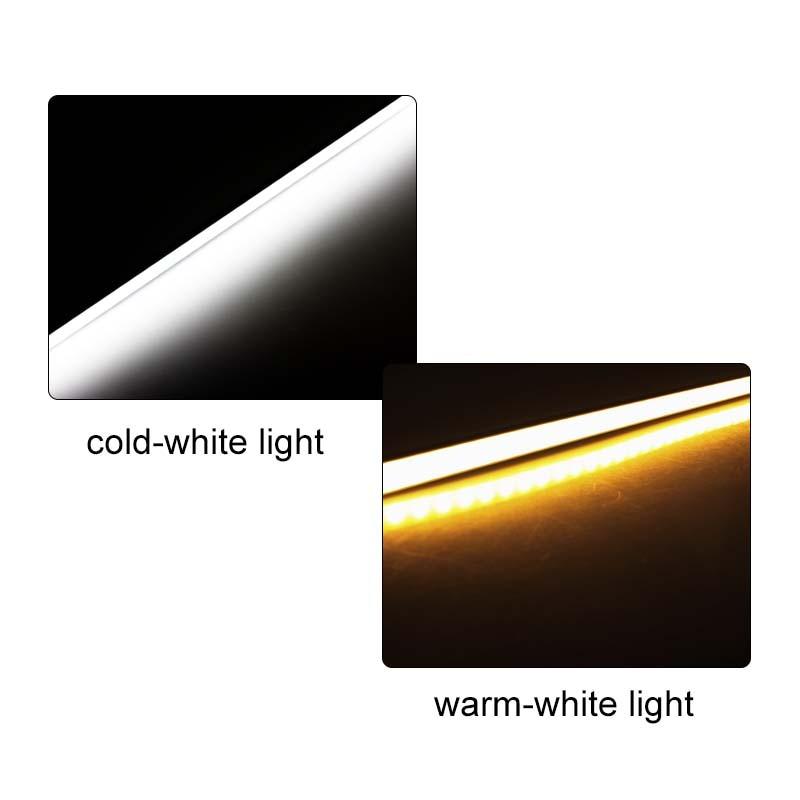 LED kūno jutiklio lempos jutiklis šviesiai baltas / šiltas baltas - LED Apšvietimas - Nuotrauka 4