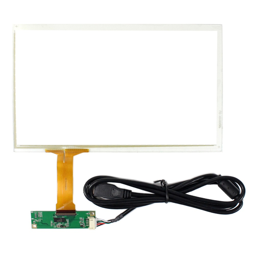 10.1inch Capacitive Tocuh Panel For 10.1inch 1024x600 1366x768 16:9 LCD Screen10.1inch Capacitive Tocuh Panel For 10.1inch 1024x600 1366x768 16:9 LCD Screen