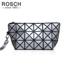 Luxury Brand Women Cosmetic Bags Variety Shape Geometry Style Small Bao Bao Cosmetics Cases Diamond Lattice Female Makeup Bag