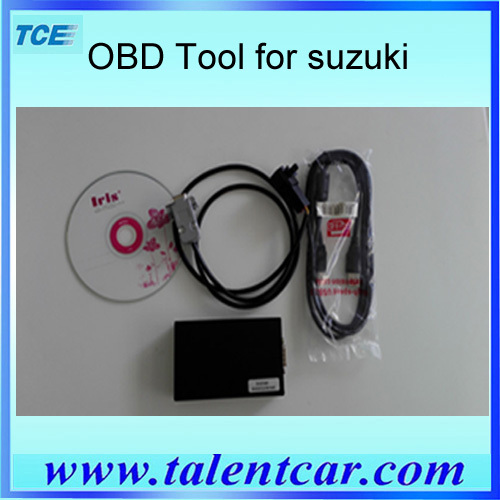 One year warranty for Diagnostic OBD Tool for Suzuki Motorcycles free shipping цены
