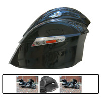 New Black Hard Saddlebags Saddle Bags For 2010 2016 Victory Cross Country Cross Roads
