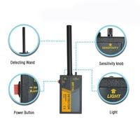 all sun TS66A Handheld Metal Detector / Pinpointer Waterproof Flashlight High Sensitivity ship from Russia