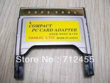 Novo original cf cartão slot fanuc pcmcia cartão compacto adaptador de cartão A02B-0303-K150