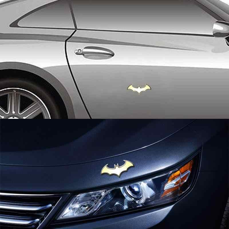 3D de murciélago de placa accesorios adhesivos para coches de estilo para Adam Opel Astra Vectra VXR8/Smart Forfour dos Roadster