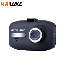 KAILUKE Mini Coche DVR de la Cámara Del Coche DVR Novatek 96220 Video Recorder Registrator Videocámara Blackbox DashCam g-sensor Full HD 1080 P
