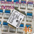 New Unlock Sierra Gobi5000 EM7355 LTE/EVDO/HSPA+ 42Mbps NGFF Card 4G Module for  lt4111 820 G1 WWAN NGFF 4G Card 704030-001