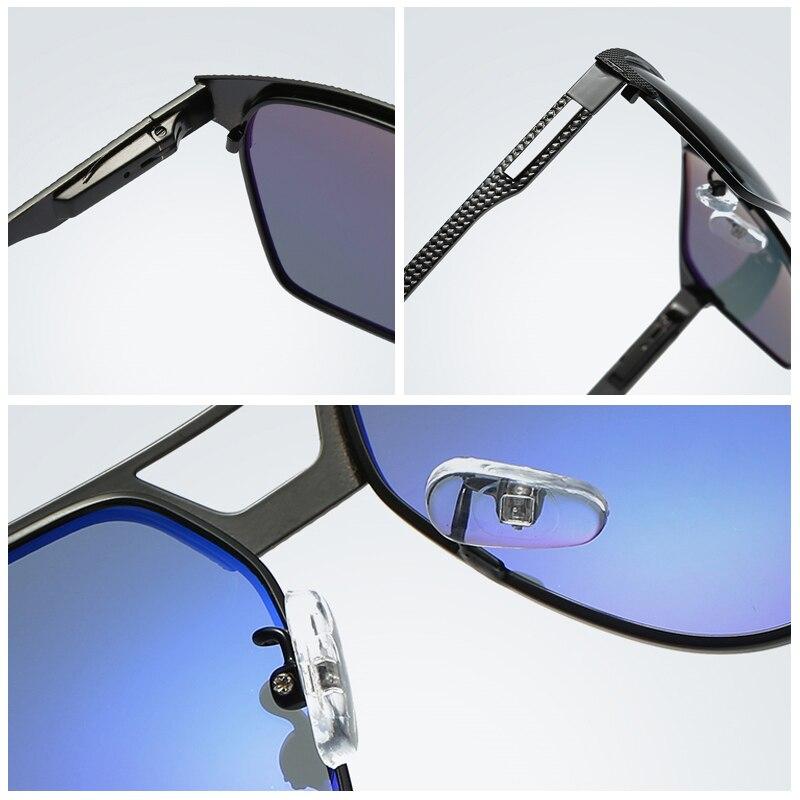 a00342c55fa BANMAR New Sunglasses Men Polarized Brand Designer Square Sun ...