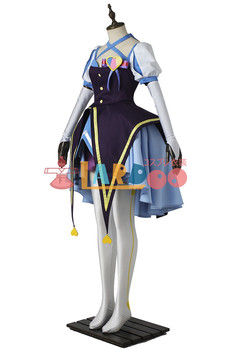2019 Popular Cosplay Costume THE IDOLM@STER Star!! girls Kanzaki Ranko Dress lovely style A