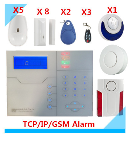 2018 Most Advanced Alarm 433mhz 868Mhz Wireless TCP/IP GSM Alarm System Home Alarm System GPRS Foucas Alarm System most advanced wireless network tcp ip alarm system sms gsm alarm smart home alarm system with webie and app control