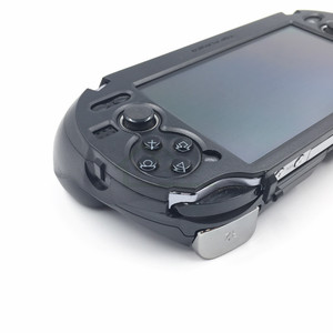 Image 4 - E house Matte Hand Grip Handle Joypad Stand Case with L2 R2 Trigger Button For PSV1000 PSV 1000 PS VITA 1000 Game Console