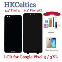 Screen For Google Pixel3 3 XL LCD Display Touch Screen Digitizer Assembly Replacement For HTC Google Pixel 3xl Display Accessory