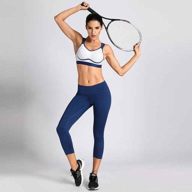 Bounce Control Workout Plus Size Sports Bra