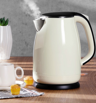 NEW Electric kettle household automatic power cut off heat insulation capacity 304 stainless steel genuine instant pot