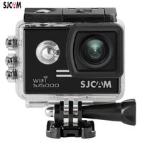 SJCAM SJ5000 WiFi Novatek 96655 Full HD Car Action Sports Camera Vehicle Mounted Recording 1080P 720P