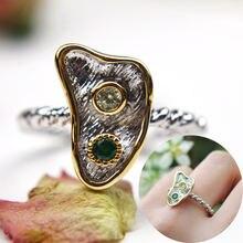 2021 уникальный дизайн кольца оригинальной формы очаровательные