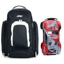 1PC RC Car Storage Bag Handbag Backpack  For Hqtoys 727 Short Truck Drift  Remote Control 1/10 Model