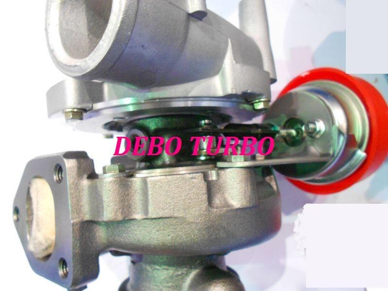 GT2256V/704361-5006 S турбо Турбокомпрессор Для 330D E46, X5 3.0D E53, M57 D30 3.0L 184HP 1999-2003