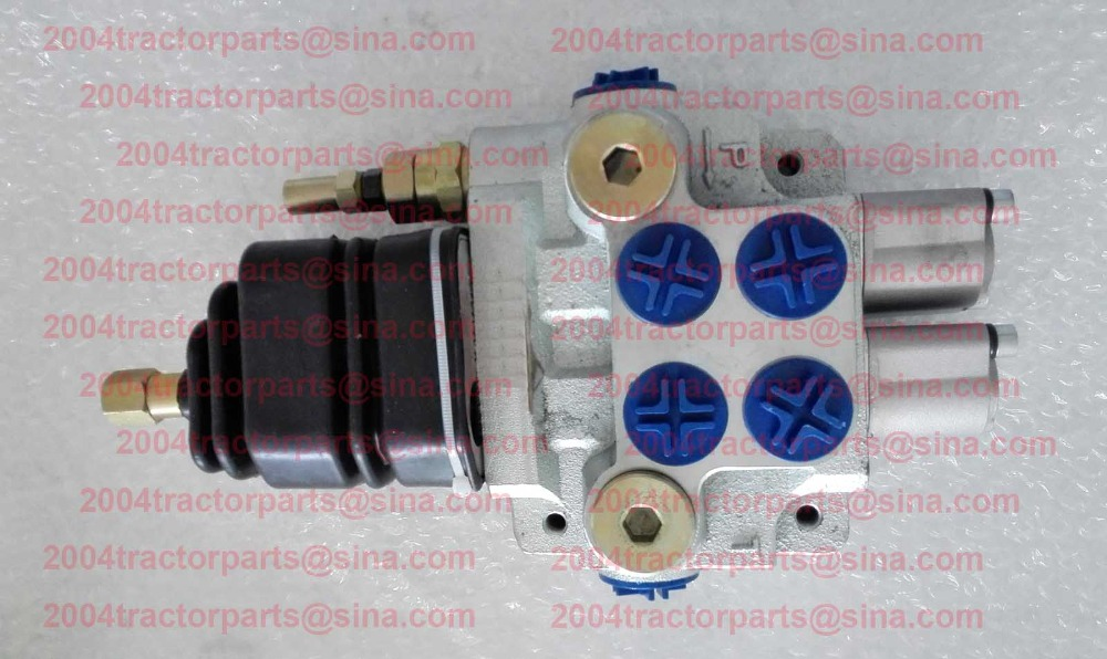 ZD1 F15L Hydraulic Control Valve of ZL 20 ZL 30 front loaders