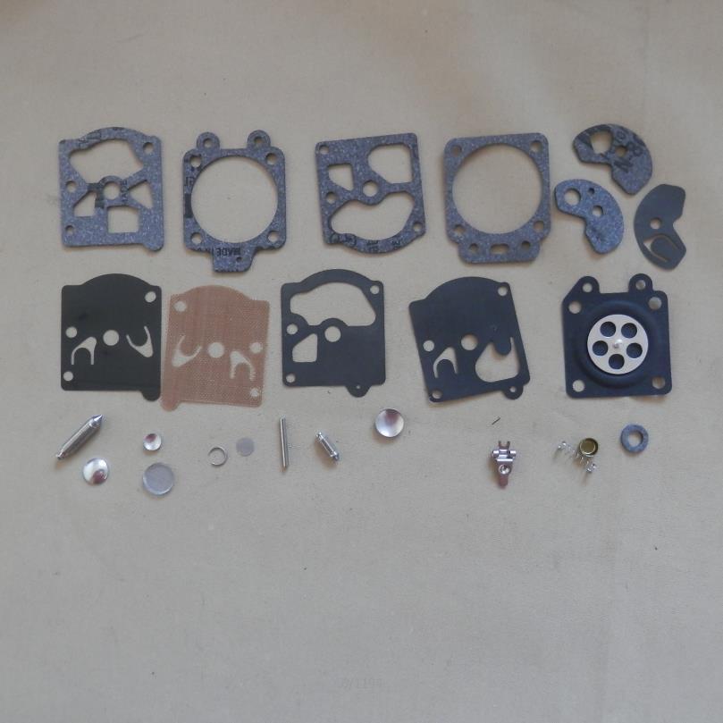 10 SETS CARB REPAIR KIT K10-WA FITS WALBRO WA WT CARBURETOR REBUILD OVERHAULT FOR ST. 09 010 011 028 031 032 FS40 FS44  FS85 . carburetor carb for craftsman chainsaw poulan sears walbro wt 89 891