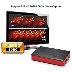 Image 3 - 4K فيديو بطاقة التقاط الصوت والفيديو USB3.0 HDMI فيديو المنتزع سجل صندوق ل PS4 لعبة دي في دي كاميرا تسجيل كاميرا بث مباشر 1080P 60Hz