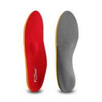 VG22 DS881 Flat Feet Orthotic Insoles Arch Support Inserts Metatarsal Pinnacle Plus for Metatarsalgia, Plantar Fasciitiis 127