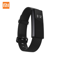 English Version Xiaomi Amazfit ARC Black Smart Bracele Heart Rate Monitor Wristbandt Fashion OLED Touchscreen