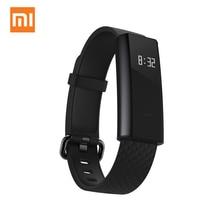 Английская версия Xiaomi Amazfit Arc черный смарт-браслет монитор сердечного ритма wristbandt модные сенсорный экран OLED