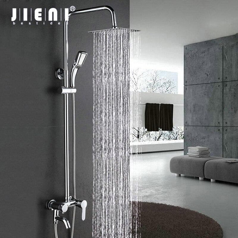 Shower Faucet Water Saving Shower Head Aerator Nozzle High Pressure Shower Set Chrome Brass Chrome-Plated Brass chrome plated brass physical optics saccharimeter refract meter 0 80