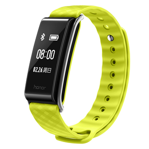 Image 5 - HUAWEI Color Band A2 Band Smart Wristband Sleep Heart Rate Monitor Bracelet Fitness Tracker IP67 Bluetooth OLED For Android iOS