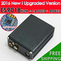 New ESS ES9018K2M + AD823 + SA9023 USB DAC Decoder External Sound Card Headphone Amplifier Beyond ES9023 DAC, Free shipping