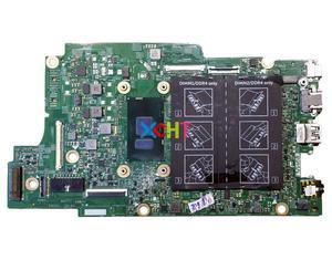 Image 1 - עבור Dell Inspiron 13 7368 15 7569 X6C95 0X6C95 CN 0X6C95 w i5 6200U מעבד 2.3 GHz DDR4 מחשב נייד האם Mainboard נבדק