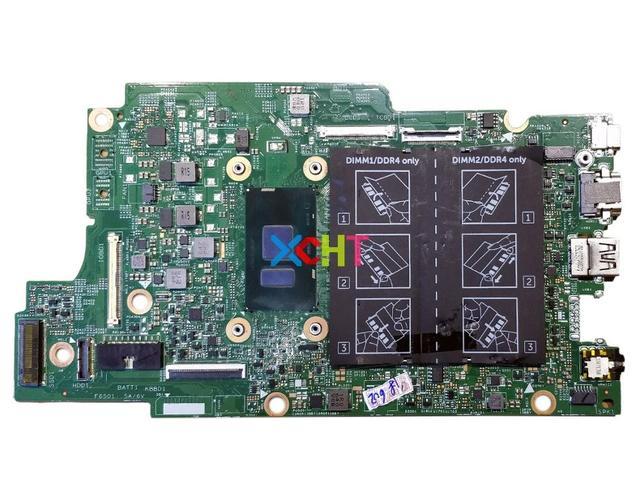 עבור Dell Inspiron 13 7368 15 7569 X6C95 0X6C95 CN 0X6C95 w i5 6200U מעבד 2.3 GHz DDR4 מחשב נייד האם Mainboard נבדק