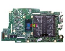 for Dell Inspiron 13 7368 15 7569 X6C95 0X6C95 CN 0X6C95 w i5 6200U CPU 2.3GHz DDR4 Laptop Motherboard Mainboard Tested