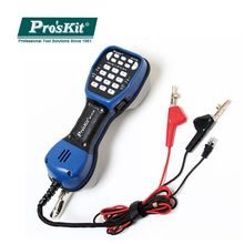 Proskit MT 8100 telefon wodoodporny Tester komunikacji sprawdzić linii komunikacji kabel sieciowy Tester Hunt Instrument sprawdzić