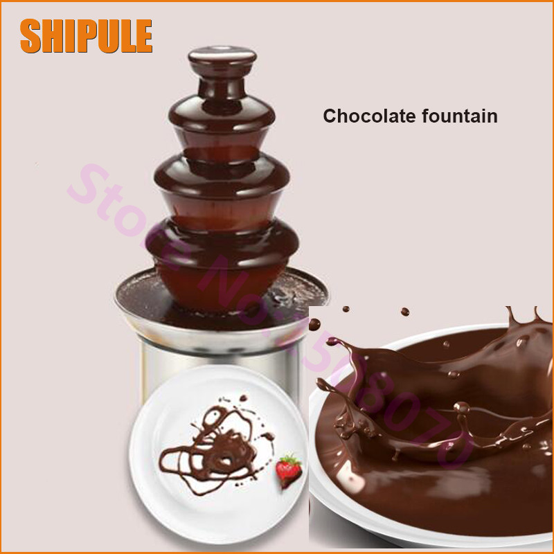 Buy A Chocolate Fountain Machine