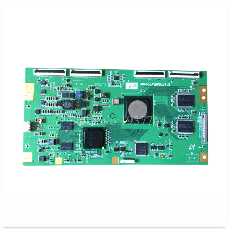 цена на original second-hand KDL-46V4800 logic board 404652ASNC6LV4.5