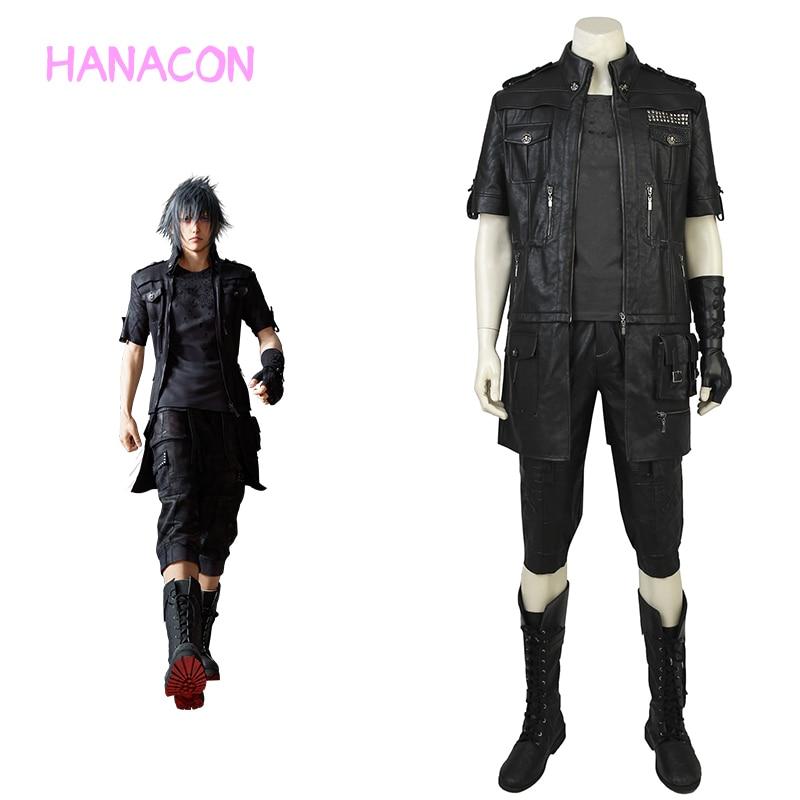 anime noctis lucis caelum cosplay costume game final fantasy xv