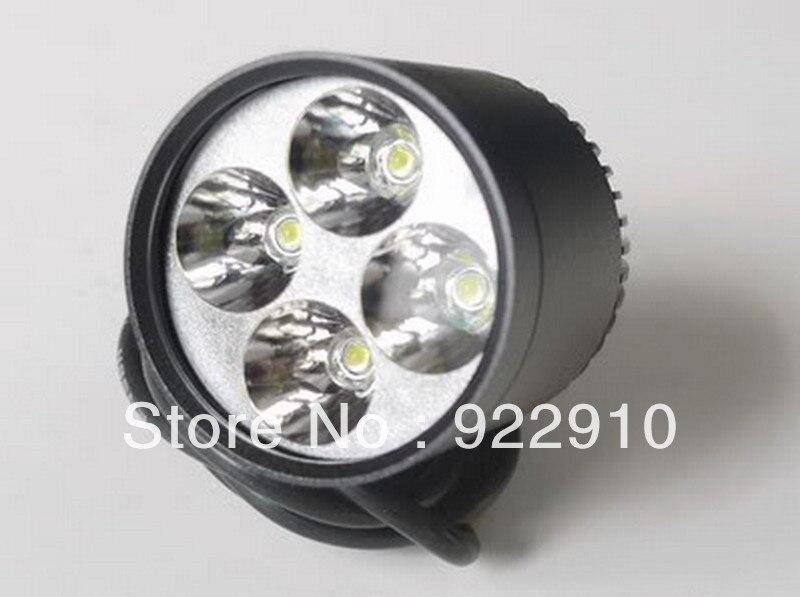 LDDCZENGHUITEC 30Вт 3000lm 4*U2 светодиодный чип водонепроницаемый свет работы lightMotorcycle фара фара мотоцикл 3000lm Сид
