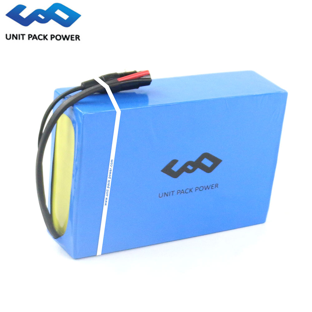 UPP 24Volt Customized PVC EScooter Battery 24V 30Ah 25Ah 15Ah 10Ah Electric Bicycle Batteries For 500W 350W 250W 180W Engine