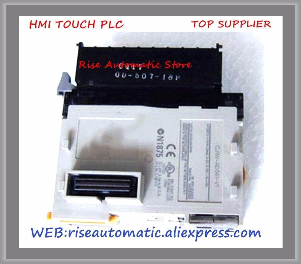 CJ1W AD041 V1 PLC I O 8 point input New Original
